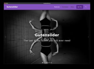 wordpress slider block gutenslider featured image